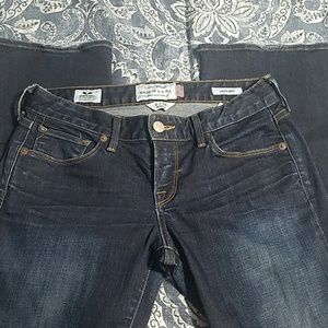 Lucky Brand made in the USA Lolita boot jeans